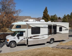 Fleetwood RV Jamboree 31M