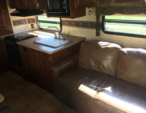 Forest River RV Flagstaff Super Lite 27BESS
