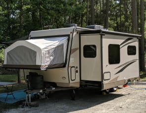 Forest River RV Rockwood Roo 21SS
