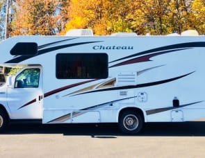 Thor Motor Coach chateau