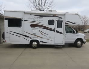 Fleetwood RV Jamboree Searcher 23B