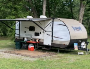 Forest River RV Wildwood 197BH