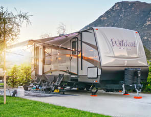 Forest River RV Wildcat Maxx 245RGX