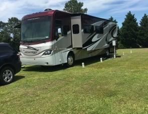 Coachmen RV Sportscoach Pathfinder Elite 404RB 400 HP