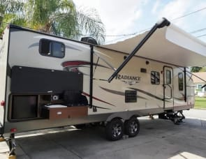 Cruiser rv Radiance 28qa