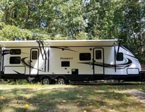 Keystone RV Passport 3220BH Grand Touring