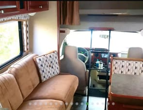 Winnebago Chalet Bunkhouse Unit HAL262