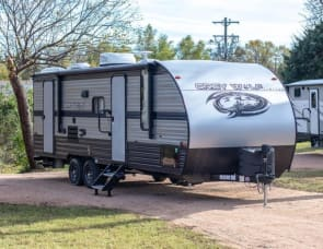 2019 Forest River Cherokee Grey Wolf 23DBH