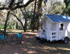 Trekker Trailers travel trailer beach house