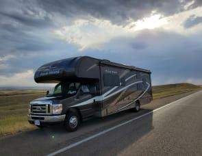 Thor Motor Coach Four Winds 31E Bunkhouse