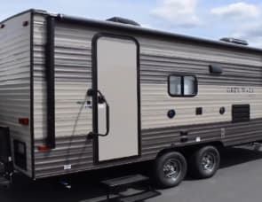 Forest River RV Cherokee Grey Wolf 21RB