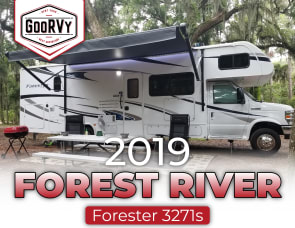 Forest River RV Forester 3271S Ford