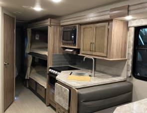 Entegra Coach Odyssey 31F