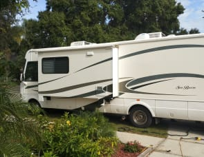Beautiful National Seabreeze,remodeled 2018, 35ft, 2 slides, up to 5 people,drives like a C class