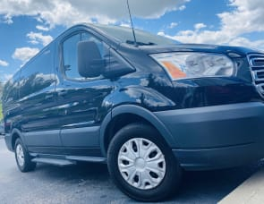 Ford Transit Van 150 XLT