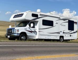 Coachmen RV Freelander 26QB Ford 450