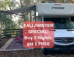 Coachmen Prism Mercedes (BRAND NEW)