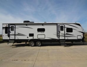 Keystone Outback 334RL with Comfort Package and 15th Anniversary Edition