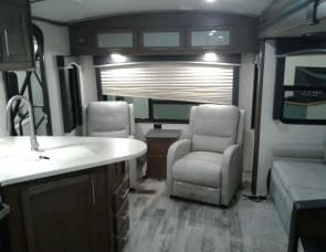 Keystone RV Cougar SAB27