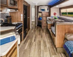 Forest River RV Cherokee Grey Wolf 26DBH
