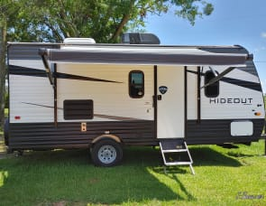 Keystone RV Hideout Single Axle 176LHS