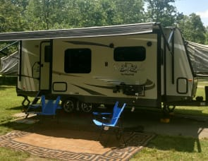 Forest River RV Flagstaff Shamrock 23FL
