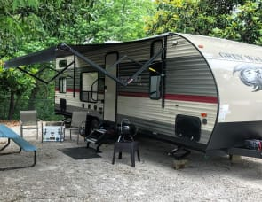 Forest River RV Cherokee Grey Wolf 26DJSE