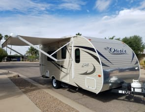 Shasta RVs Oasis 18FQ