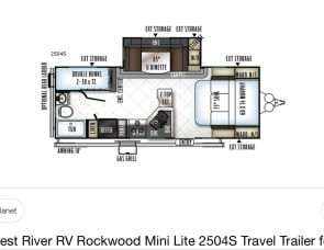 Forest River Rockwood Mini Lite