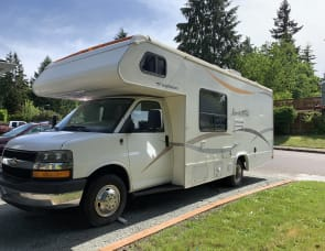 Fleetwood RV Jamboree 24D