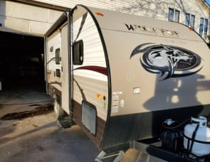 Forest River RV Cherokee Wolf Pup 16BH