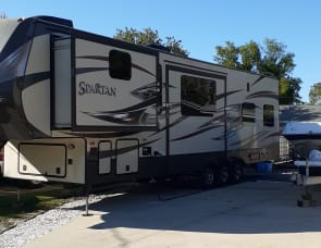 Forest River RV Spartan 1234x