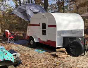 Riverside Travel Trailer Whitewater Retro 509