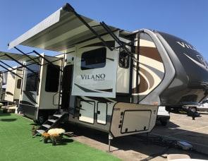 VanLeigh RV Vilano 375FL