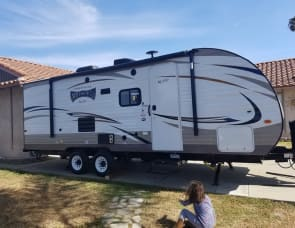 Forest River RV Wildwood 21RBS