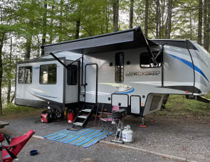 Forest River RV Cherokee Arctic Wolf 291RL