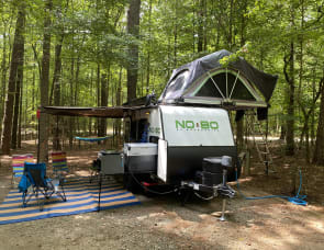 Forest River RV No Boundaries NB10.6