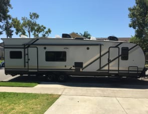 Forest River RV Stealth RQ2916