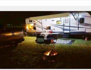 CrossRoads RV Sunset Trail Super Lite ST300BH