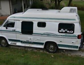Alpine Coach Shasta Oasis
