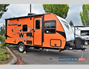 Winnebago Industries Towables Micro Minnie 1700BH