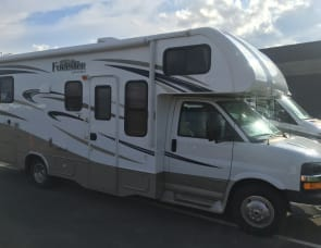 Forest River RV Forester 2451S Chevy