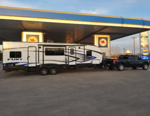 Prime Time Fury Travel Trailer