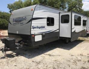 Keystone RV Springdale 266RLWE