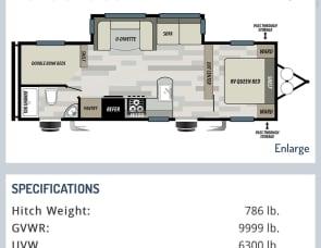 Forest River RV EVO T2850