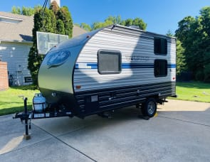 Forest River RV Cherokee Wolf Pup 15RD