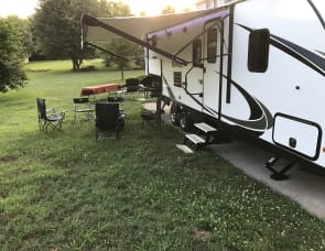 CrossRoads RV Sunset Trail Super Lite SS262BH