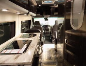 Airstream RV Interstate Lounge EXT Lounge EXT