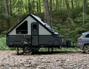 Rockwood A122 Extreme Sports Package Hardside A-Frame