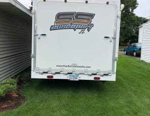 Pacific Coachworks Sandsport Travel Trailer Toy Hauler